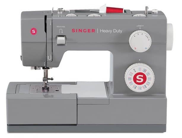 Singer Heavy Duty Extra-High Speed Sewing Machine $124.99
