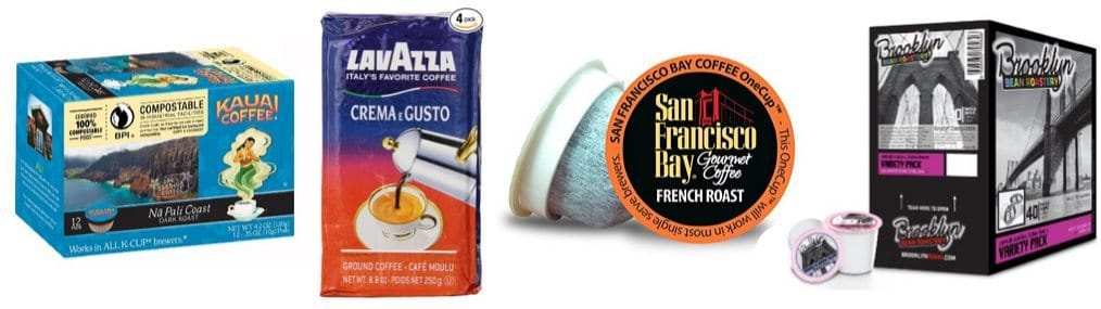 30% or More Off Coffee ~ San Francisco Bay, Brooklyn Beans, Lavazza & More **Today Only**