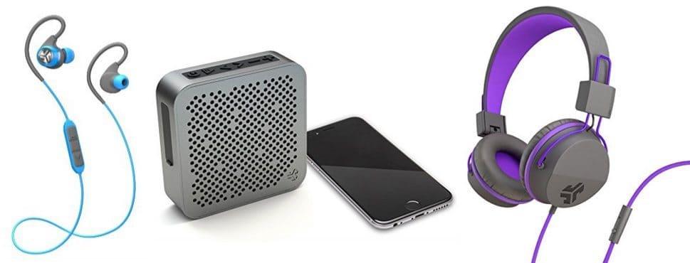 30% Off JLAB Headphones, Earbuds, & Portable Speakers