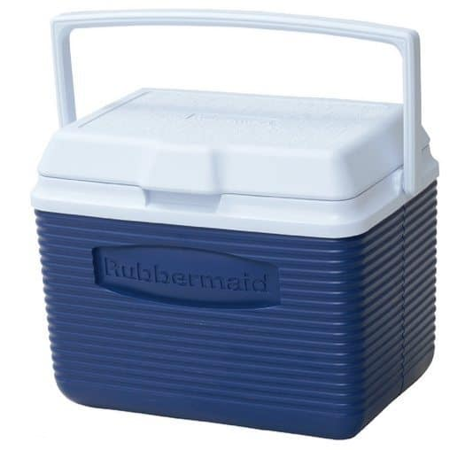 Rubbermaid 10 qt. Cooler Only $9.97 (Was $31)