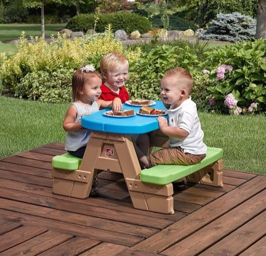 Step2 Sit & Play Picnic Table $23.13 (Was $40)