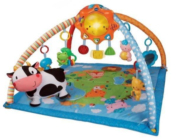 VTech Lil' Critters Discover & Learn Gym $27.86