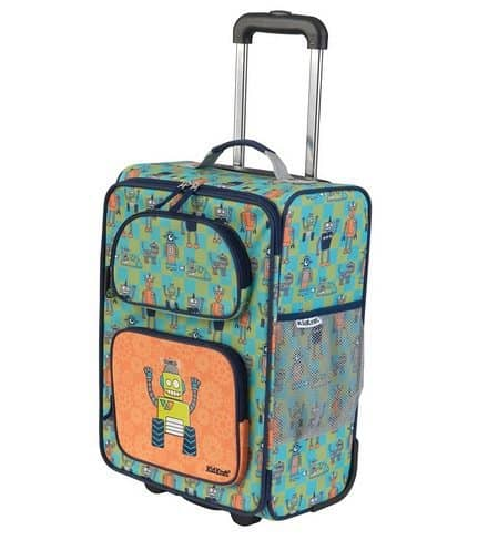 KidKraft Robot Rolling Luggage Only $16.11 (Was $45)