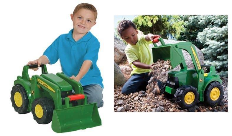 """Ertl John Deere 21"""" Big Scoop Tractor $25.44 (Was $48)"""