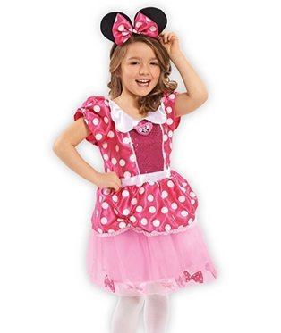 Minnie's Dress with Headband Only $10.99