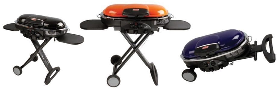 Coleman Road Trip Propane Portable Grill LXE $124.99 (Was $200) **Today Only**