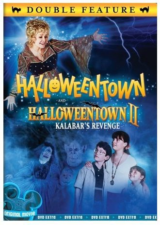 Halloweentown & Halloweentown II: Kalabar's Revenge Double Feature Only $7.99 (Was $20)