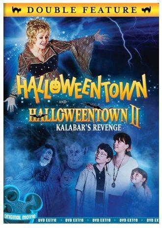 Halloweentown & Halloweentown II: Kalabar's Revenge Double Feature Only $7.99 (Was $20)