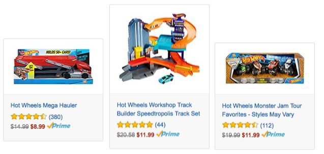 Up to 40% Off Hot Wheels Toys **Today Only**