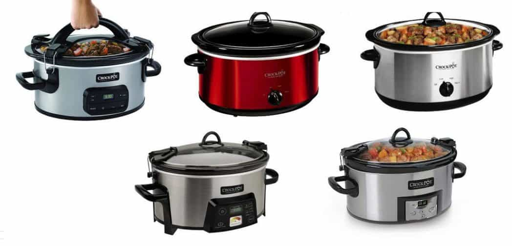 Target: Crock-Pot Slow Cookers from $6.74 **HOT**
