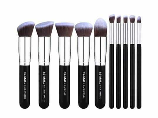 Premium Synthetic Kabuki Makeup Brush Set $4.99 (Was $35)