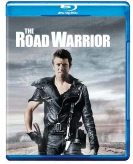 Mad Max: The Road Warrior DVD Only $4.38 - Blu-ray Only $5.00