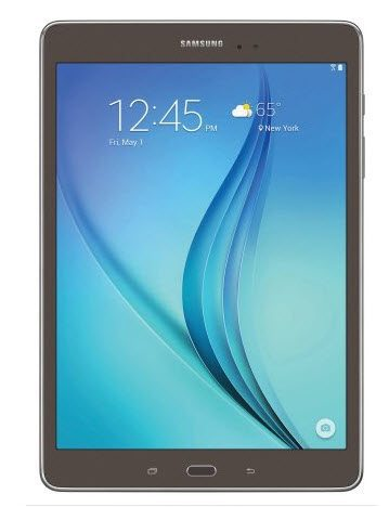 "Samsung Galaxy Tab A 9.7"" Tablet 16GB from $149 Shipped **HOT**"