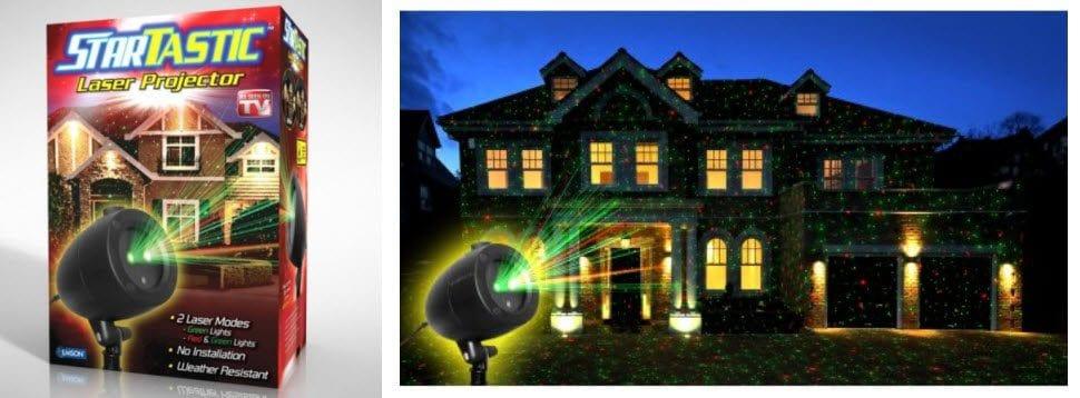 Startastic Holiday Light Show Laser Light Projector $24.99 (Was $49.99) **HOT**