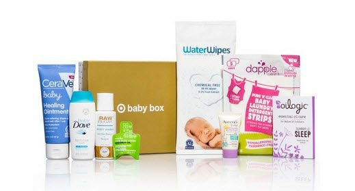 Target Baby Box Only $5.00 Shipped *HOT*