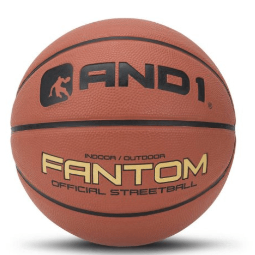 And1 Fantom Street Basketball Only $4.57