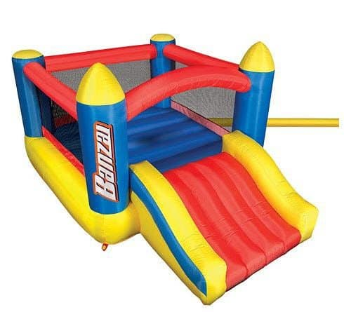 Banzai Big Bounce Slide & Bouncer $85.19 (Was $300) **Stacking Codes on Toys**
