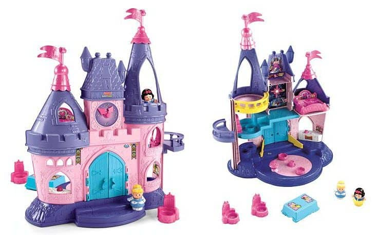 Disney Princess Little People Songs Palace $25.59 (was $80) **Stacking Codes on Toys**