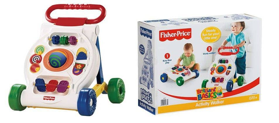 Fisher Price Activity Walker 11 83 Was 37 Stacking