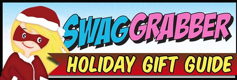 The 2016 SwagGrabber Holiday Gift Guide is LIVE!!