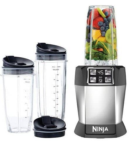 Kohl's: Nutri Ninja Single Blender with Auto-iQ as Low as $44.49 Shipped (Was $150)