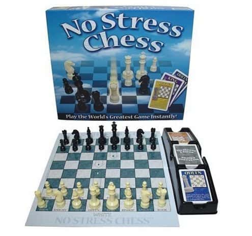 No Stress Chess Only $14.99 **Highly Rated**