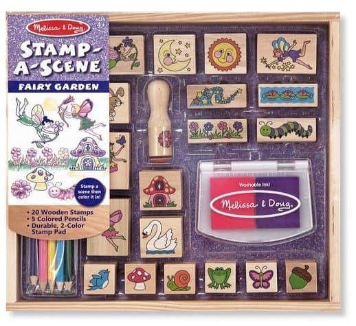 Melissa & Doug Stamp-a-Scene Fairy Garden Stamp Pad $11.99 (Was $20)