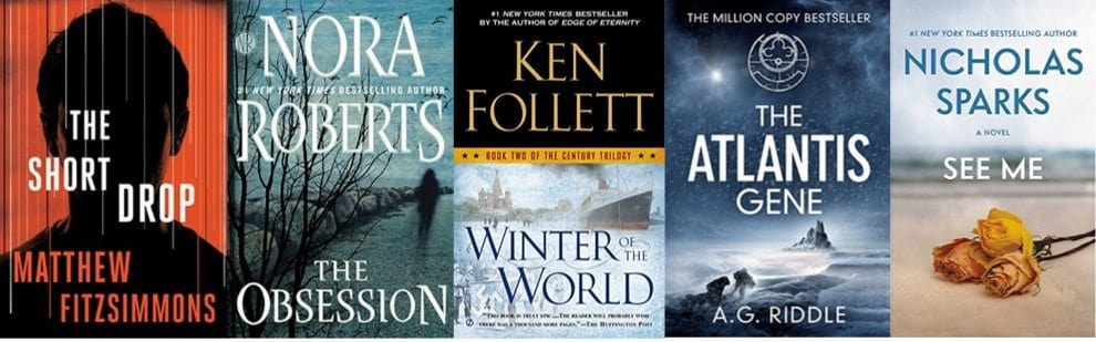Up to 88% Off Most Wished for Kindle Books **Today Only**