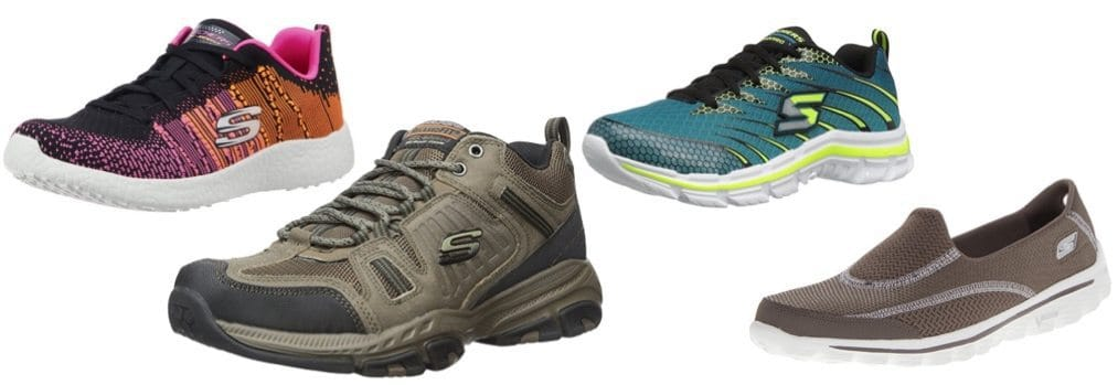 Up to 65% Off Skechers Shoes ~ Today Only!