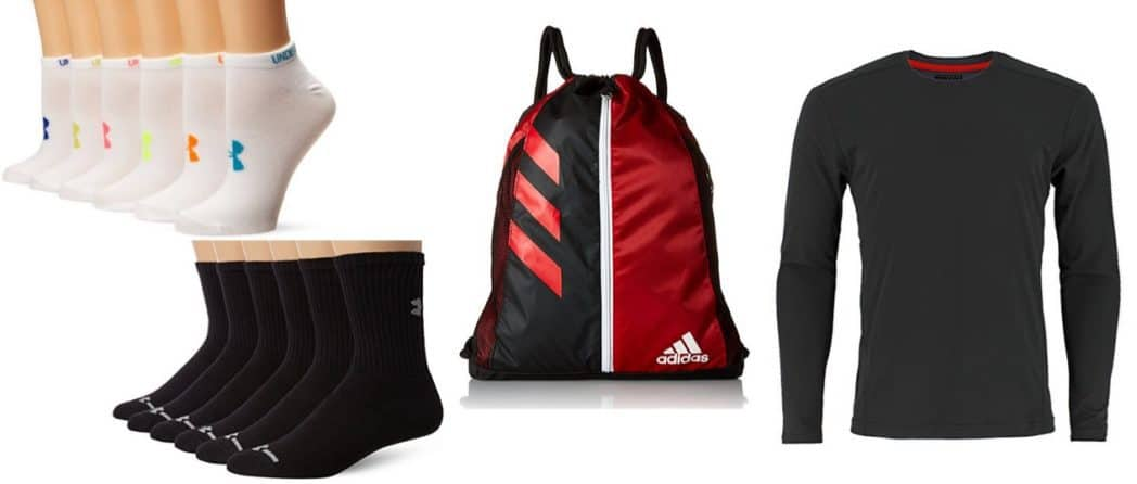 Up to 45% Off Athletic Apparel Accessories **Today Only**