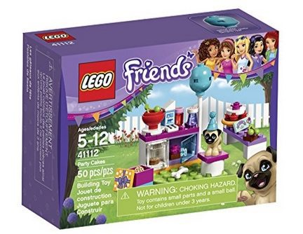 LEGO Friends Party Cakes Only $3.99