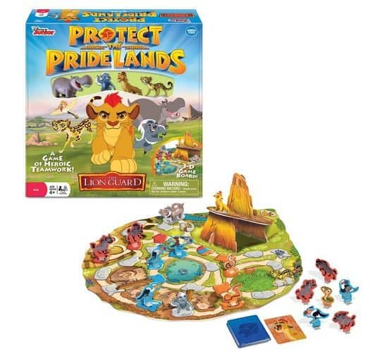 Disney The Lion Guard Protect the Pride Lands Game Only $11.99