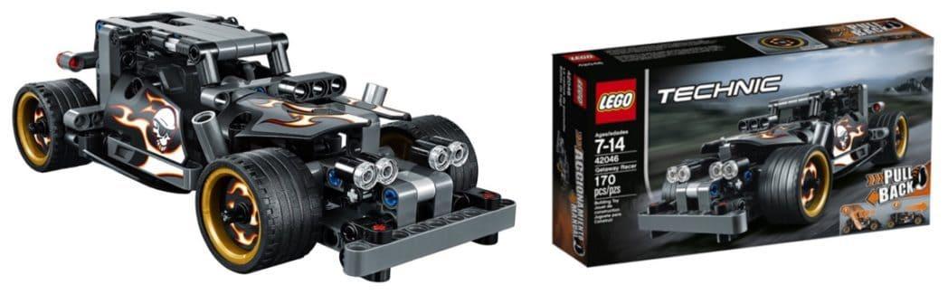 LEGO Technic Getaway Racer Building Kit Only $11.99