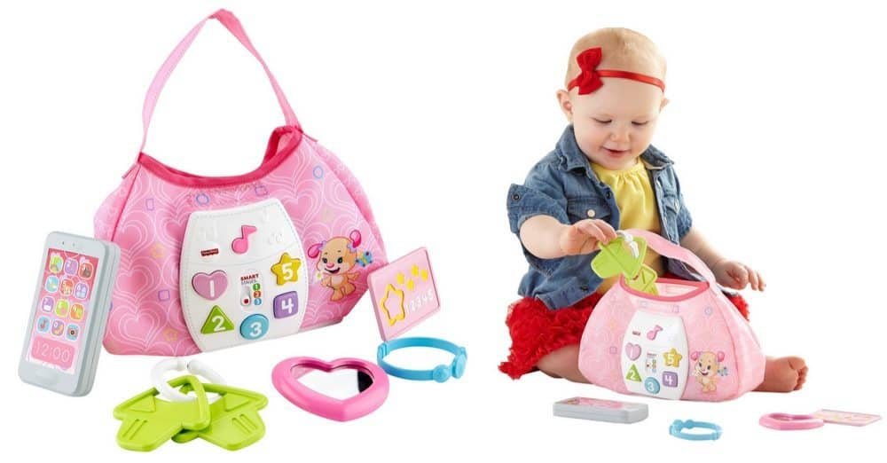 Fisher-Price Laugh & Learn Sis' Smart Stages Purse $11.99 (Was $20)
