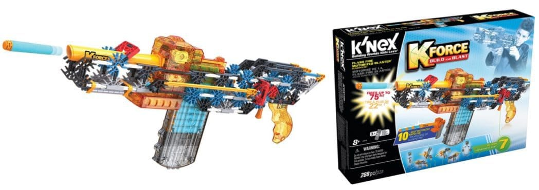 Up to 62% Off K'NEX Building Toys **Today Only**