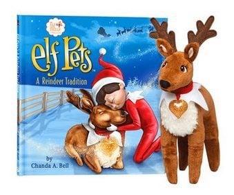 Elf on the Shelf Pets Reindeer Only $14.99