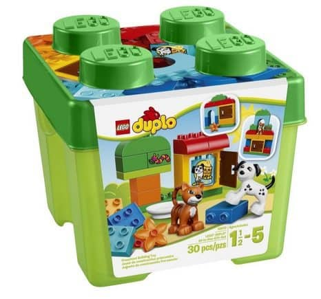 LEGO DUPLO Creative Play All-in-One-Gift-Set $8.79