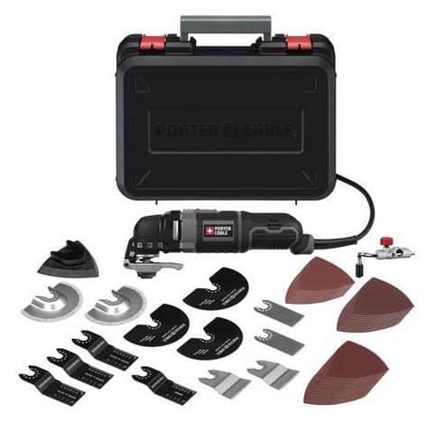 Porter-Cable 3-Amp Oscillating Multi-Tool Kit $79.99 (Was $169) **Today Only**