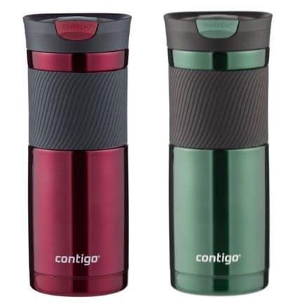 Contigo SnapSeal Vacuum Insulated 20oz Travel Mug Only $8.99