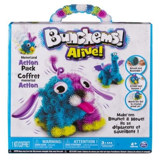 Bunchems Alive Only $14.99 **HOT Holiday Toy**