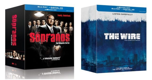 "Up to 65% Off ""The Sopranos"" and ""The Wire"" Complete Series **Today Only**"