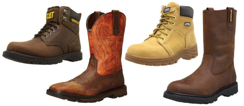 Up to 55% Off Work & Safety Boots **Today Only**