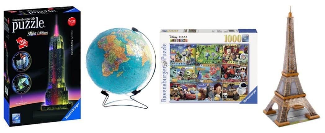 Up to 63% Off Ravensburger Puzzles **Today Only**