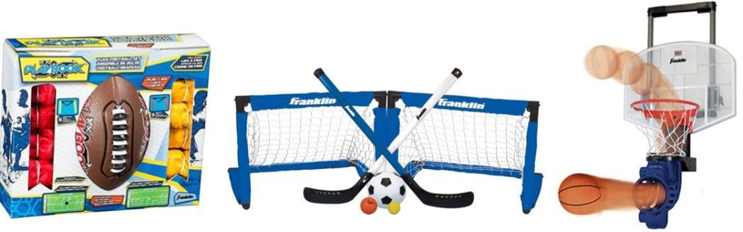 Up to 65% Off Franklin Sports Items**Today Only**