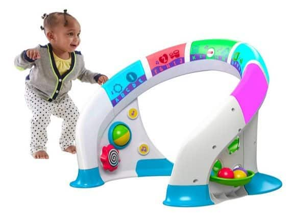 Fisher-Price Bright Beats Smart Touch Play Space Only $36.79