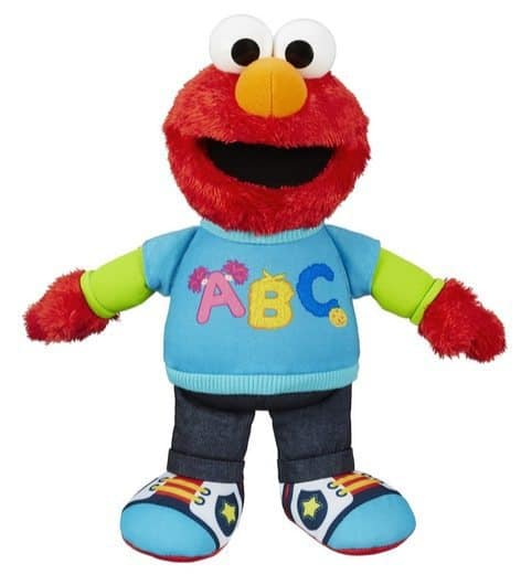 Sesame Street Talking ABC Elmo Figure Only $10.12