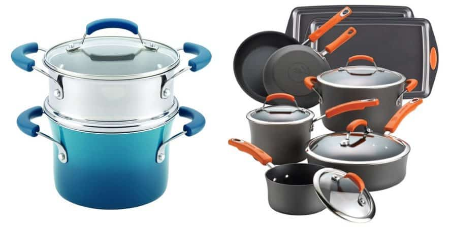 Up to 72% Off Circulon & Rachael Ray Cookware **Today Only**