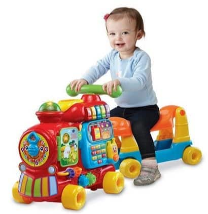 VTech Sit-To-Stand Ultimate Alphabet Train $32.52