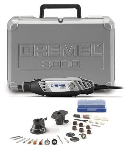 Dremel 3000 -2 Attachments/28 Accessories Only $44.99 & 70-Piece Accessory Kit $29.99 **Today Only**