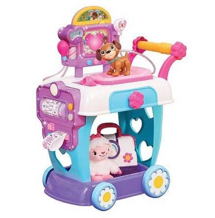 Just Play Doc McStuffins Hospital Care Cart Toy <br>Only $31.99